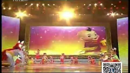 幼儿舞蹈-群舞-独舞:1《马舞太平年》-来自公众号:幼师秘籍