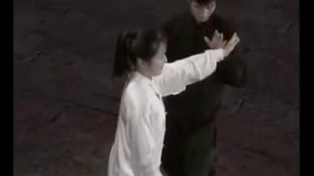 吴阿敏推手套路教学(上)