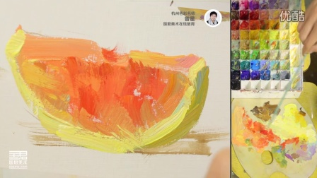 杭州最好的画室 水彩画图片