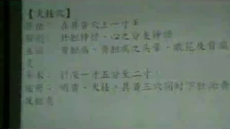 董氏奇穴--邱雅昌26