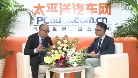 2016广州车展 专访东风汽车有限公司东风日产乘用车公司 启辰事业部副部长 洪斌