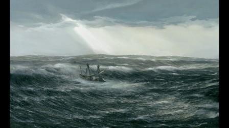 海上风暴-王姗姗作曲并演奏