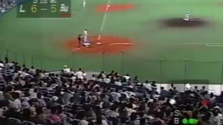 中村紀洋 劇的逆転サヨナラ弾 松坂大輔から 2001
