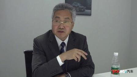 2016广州车展:专访一汽马自达汽车销售有限公司副总经理郭德强先生