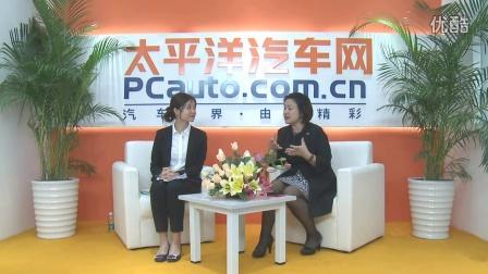 2016广州车展 专访别克市场营销部 部长兼别克品牌总监 刘奇