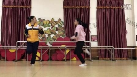 《功夫小子》晨会舞蹈