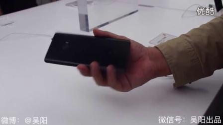 小米Note2&小米MIX上手评测 大米测评 吴阳出品 小白测评 科技美学