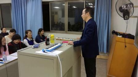 敖包相会(唱歌谱D)南华大学音乐公益班