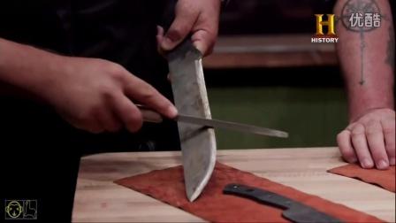 锻刀大赛 S03E05 尼泊尔(科拉Kora) (中文字幕)