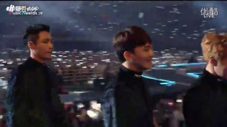 161119【EXO】2016 MelOn Music Awards 人气赏