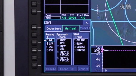 Honeywell Primus Apex® Pilatus PC-12 NG Localizer Performance with Vertical Guid