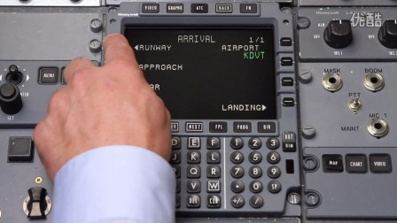 Honeywell Primus 2000 Bombardier GEX Localizer Performance with Vertical Guidanc