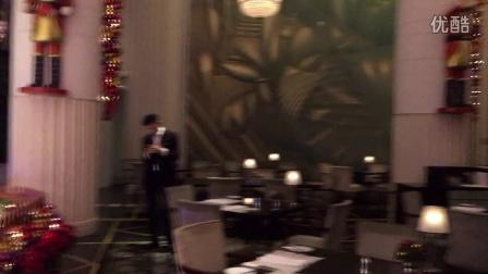 晁安雅陶金上海半岛酒店圣诞节亮灯和姜饼屋