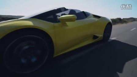兰博基尼Huracán后驱敞篷版:敞篷驾控的极致体验