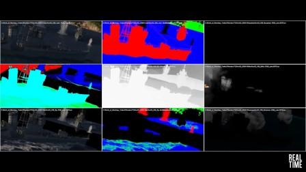 游戏《战舰世界》宣传动画短片特效制作解析 - www.cgdream.com.cn
