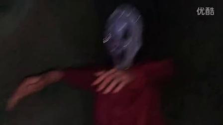 【表蛋疼】鬼屋第一视角实拍 其实蛮吓人的