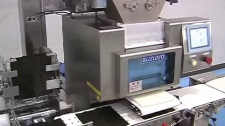 Sushi Machine SVR-SAC玲茂寿司卷机生产线(寿司机、饭团机、寿司机、寿司饭团包装机)