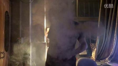 vape蒸汽电子烟表演秀