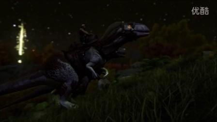 方舟生存进化 版本252 新生物:玛瑙螺、巨齿龙、厚鼻龙、麝足兽和新洞穴