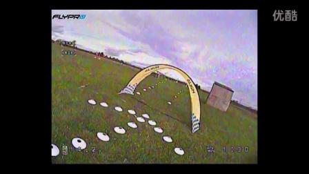 Flypro XJaguar FPV竞速机飞行视频 -风暴版