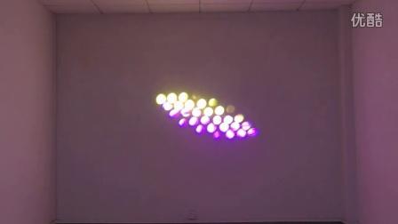 深度解析祥明灯光350W纯光束灯棱镜效果