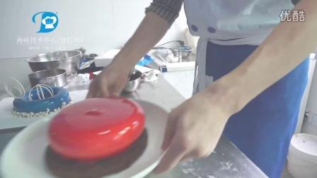 看怎么做法式镜面蛋糕