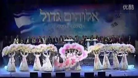 基督教舞蹈 优美的扇子舞 这一生最美的祝福[高清版]_flv