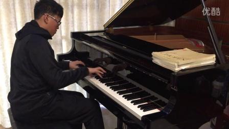 肖邦练习曲OP10 No.1,C大调练习曲