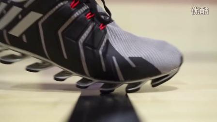 阿迪的刀锋跑鞋 打篮球如何 Adidas Springblade![The Sole Brothers]