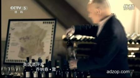 张裕解百纳干红葡萄酒高清广告