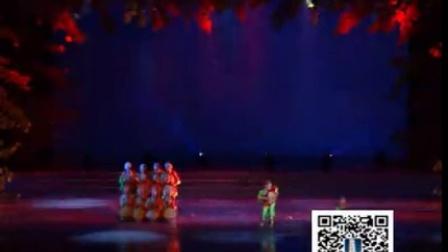 幼儿舞蹈-群舞-独舞:02.激情夕阳-来自公众号:幼师秘籍