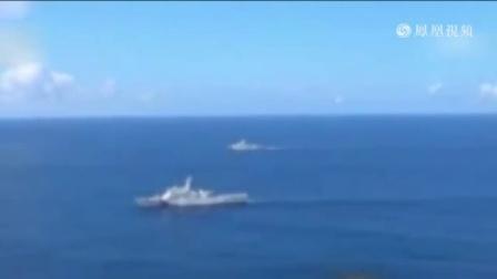 日方报告称发现中国巡钓海警船弱点 细节公开