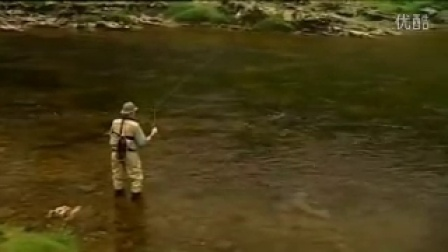 Big dry flies for fast water - YouTube