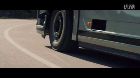 沃尔沃卡车之极限滑翔