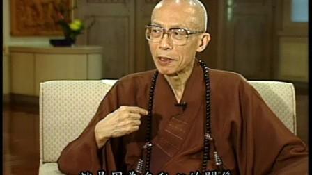 如何做到自我消融-常怀忏悔心(圣严法师-大法鼓0961)DVD
