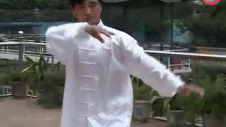85式杨式太极拳教学_太极拳基本动作教程_杨式85太极拳自学教程