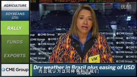 芝商所市场评论- 财经视频 2016 年11月21 (晚)