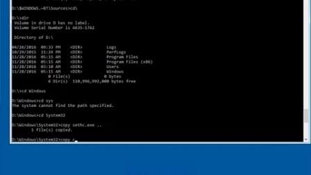 Windows 10出现奇葩BUG:在更新时长按SHIFT+F10可以打开CMD展开攻击