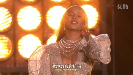 碧昂絲 Beyoncé - Daddy Lessons feat.Dixie Chicks LIVE from The 5