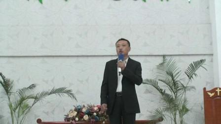 东风教会感恩讲演会1