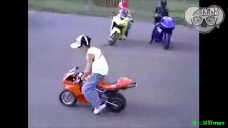 Talented Kid Motorcycle Rider - Crazy WINS Stunt Wheelies & Drift Bike Drifting