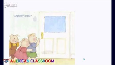 绘本读物 | Kid Story | Go away, Mr. Wolf【Day 13-16】