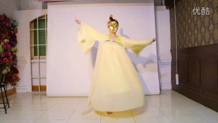 兰陵王入阵曲舞蹈教学视频