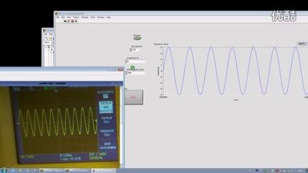 【MT】E701 ADC 采集正弦波