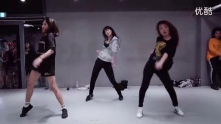 美女主持Kris Jiyeon White编舞  - Superlove - Tinashe