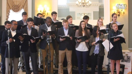 Darden Cold Call Chorus Fall 2016 First Coffee Concert