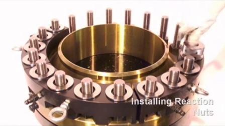 多级液压螺栓拉伸器