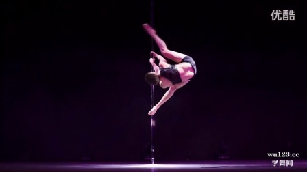 第五届世界钢管舞锦标赛男子组Dan Rosen舞蹈视频表演
