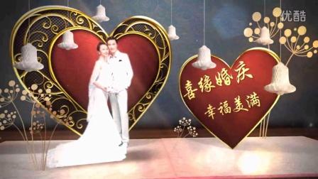 南湖喜缘婚庆广告