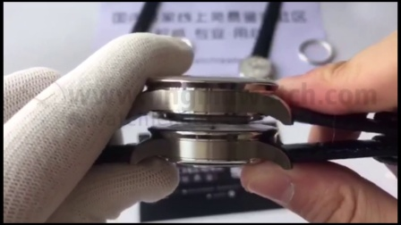 ZF厂完美万国葡计 复刻ETA7750机芯 对比旧版实拍讲解